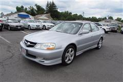 2002 ACURA TL Type S w/Navigation