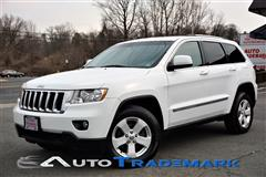 2013 JEEP GRAND CHEROKEE Laredo 4WD with Navigation