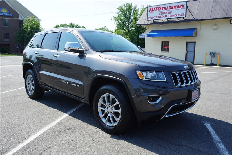 2015 JEEP GRAND CHEROKEE Limited 4WD Navigation