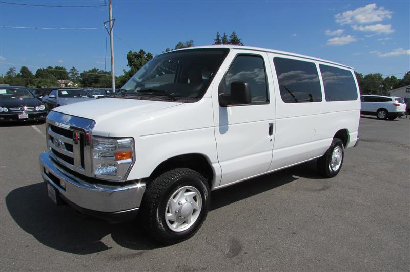 Usaa Extended Warranty >> 2009 FORD ECONOLINE WAGON E350 XLT SUPER DUTY CLEAN CARFAX ...