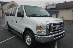 2011 FORD ECONOLINE WAGON E-350 XLT Super Duty Extended