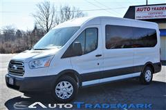 2015 FORD TRANSIT T-350 XLT MEDIUM ROOF 12 PASSENGER