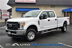 2017 FORD SUPER DUTY F-250 4x4 XL Crew Cab LB Fx4 Pkg