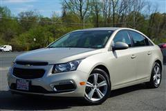 2016 CHEVROLET CRUZE Limited LT W 2LT