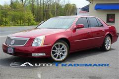 2011 CADILLAC DTS Luxury Collection