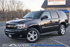 2014 CHEVROLET TAHOE  LT w/ DVD, Navi and 3rd Row