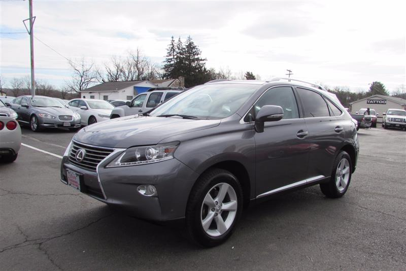 2014 LEXUS RX 350 AWD w/Navigation System and Rear Camera