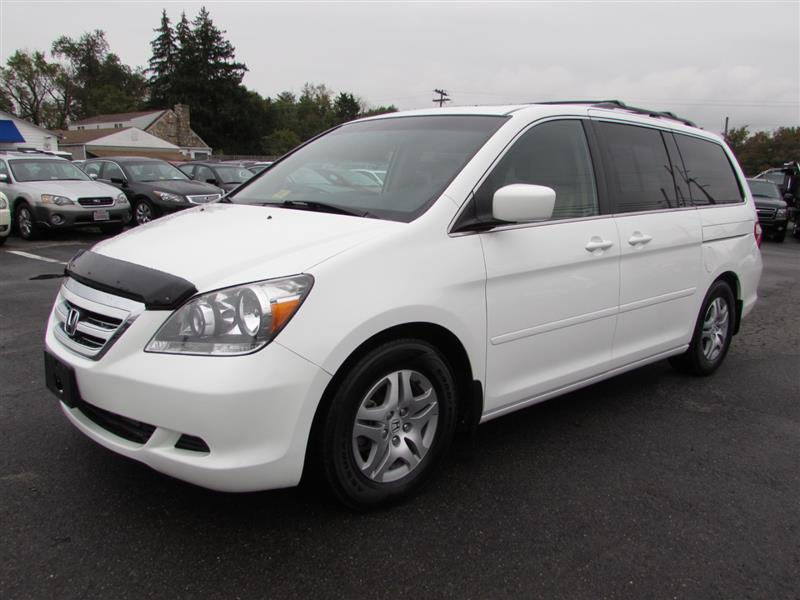 Used 2005 Honda Odyssey Features Specs Edmunds Autos Post