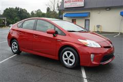 2012 TOYOTA PRIUS III with Navigation & Sunroof