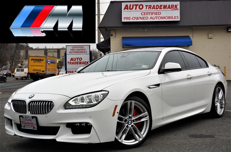 2015 BMW 6 SERIES 650i M-Sport