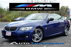 2011 BMW 3 SERIES 335is M-Sport Hard Top Convertible