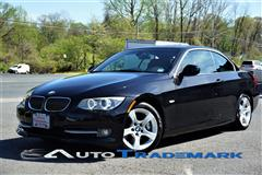 2011 BMW 3 SERIES 335i Hard Top Convertible w Navi