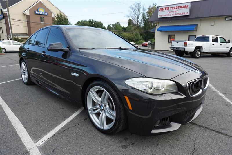 "2013 BMW 5 SERIES 535IA ""M"" SPORT"