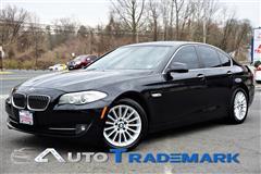 2013 BMW 5 SERIES 535i X-Drive Head Up Display Nav