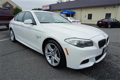 2012 BMW 5 SERIES 535Xi M-Sport Pkg