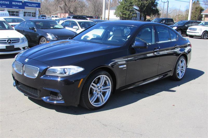 2012 BMW 5 SERIES 550i xDrive - 'M' Sport Pkge