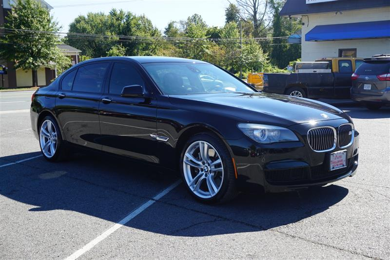 2012 BMW 7 SERIES 750Li xDrive M SPORT