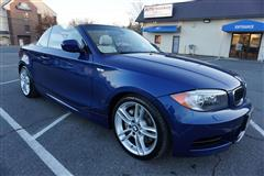2012 BMW 1 SERIES 135i - M Sport Package - Convertible