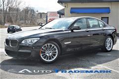 2014 BMW 7 SERIES 750i xDrive 'M' Sport Pkge