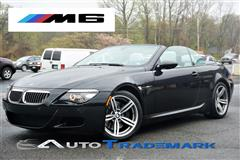 2008 BMW 6 SERIES M6 CONVERTIBLE