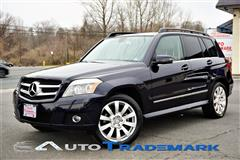 2010 MERCEDES-BENZ GLK 350 4MATIC PANO ROOF