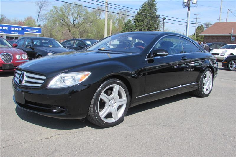 2007 mercedes benz cl class printer friendly flyer for 2007 mercedes benz cl550 for sale