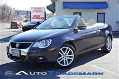 2009 VOLKSWAGEN EOS LUXURY HARD TOP NAV PANO
