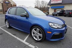 2013 VOLKSWAGEN GOLF R w/Sunroof & Navi