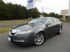 2009 ACURA TL TECHNOLOGY PACKAGE W/GPS