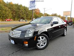 2007 CADILLAC CTS Luxury