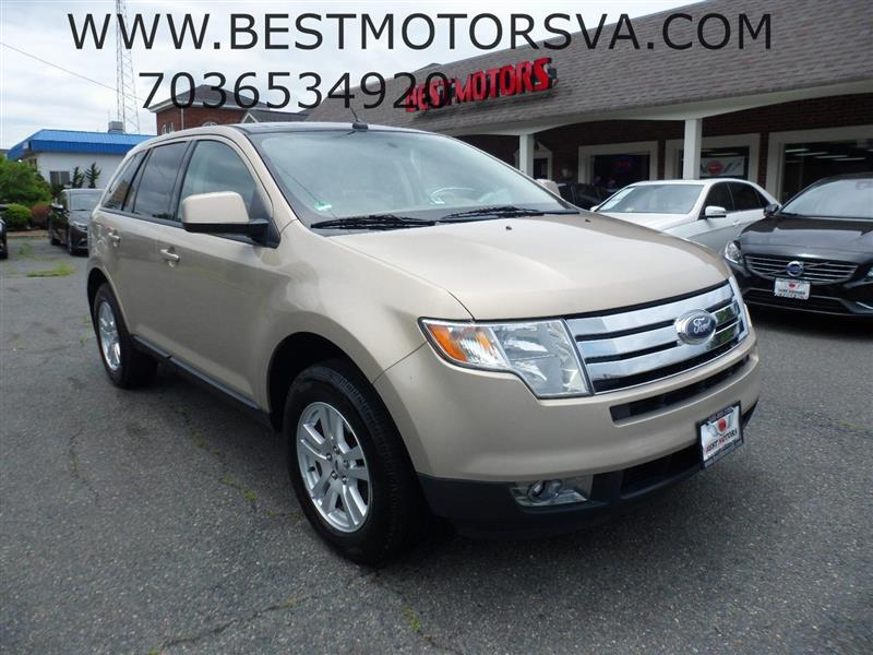 Contact Dealer Brochure Loan Calculator Apply For Credit  Ford Edge