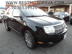 2010 LINCOLN MKX w/ Navi and Panoramic Roof
