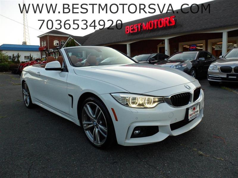 2016 BMW 4 SERIES 435xi Convertable M Sport