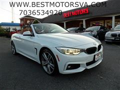 2016 BMW 4 SERIES 435xi Convertable M Sport