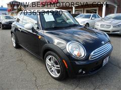2007 MINI COOPER HARDTOP Coupe