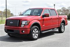 2011 FORD F-150 FX-4