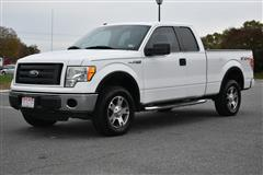 2010 FORD F-150 FX-4