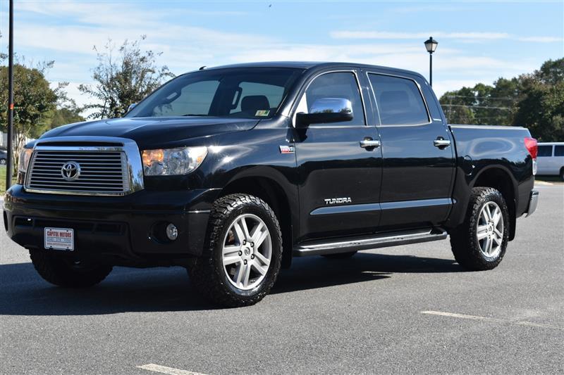 2013 TOYOTA TUNDRA 4WD TRUCK LTD/Platinum
