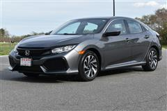 2017 HONDA Civic Hatchback LX