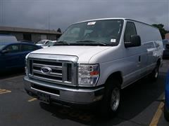 2014 FORD ECONOLINE CARGO VAN Commercial/Recreational