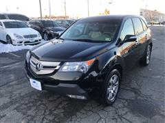 2008 ACURA MDX Tech/Entertainment Pkg