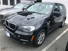 2011 BMW X5 35i xDrive Premium Nav