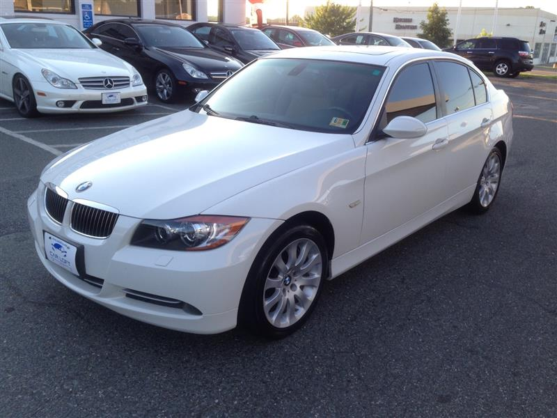 2008 BMW 3 SERIES 335xi