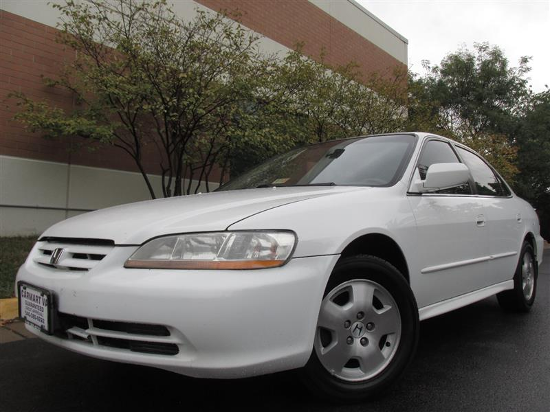 2001 HONDA ACCORD SDN EX w/Leather