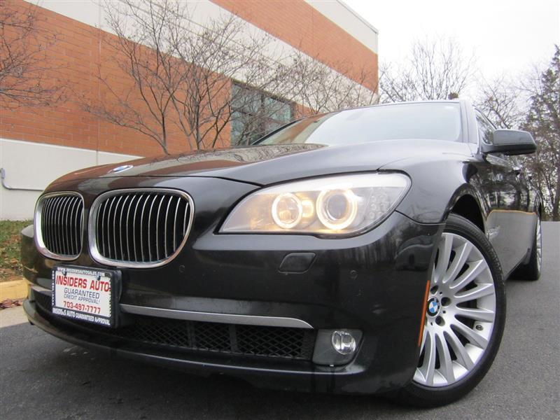 2012 BMW 7 SERIES 750Li xDrive/ALPINA B7 LWB xDrive