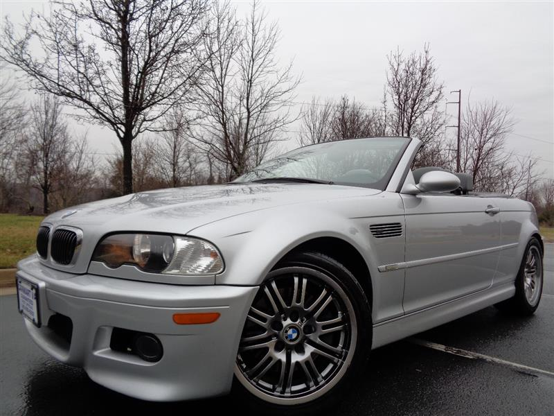 2002 BMW 3 SERIES M3Ci