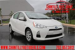 2014 TOYOTA PRIUS C One/Three/Two/Four