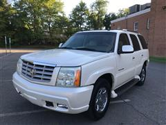 2004 CADILLAC ESCALADE 4WD Luxury Package