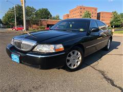 2006 LINCOLN TOWN CAR Executive L w/Livery Pkg