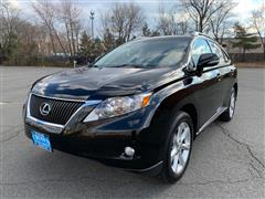 2010 LEXUS RX 350 AWD w/Navigation System and Rear Camera